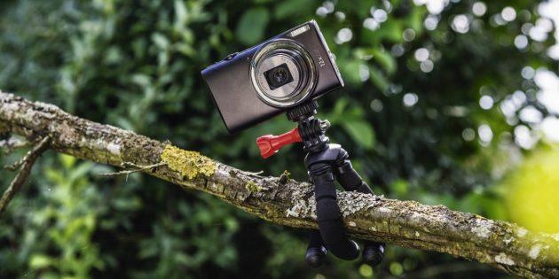 Что подарить другу на Новый год: штатив для фотокамеры