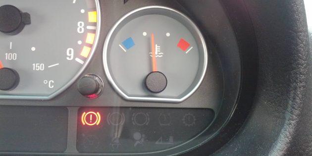 Почему плохо греет печка в машине: неисправность термостата