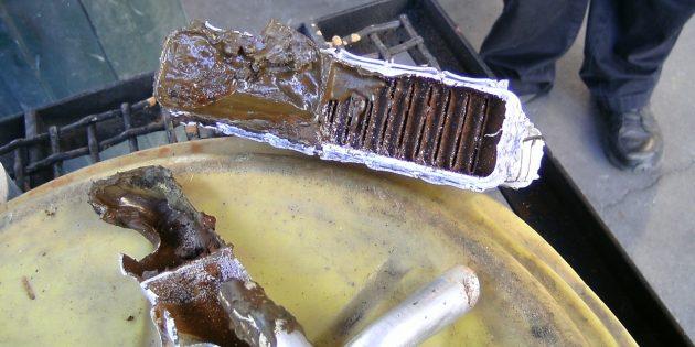 Почему плохо греет печка в машине: засор радиатора отопителя