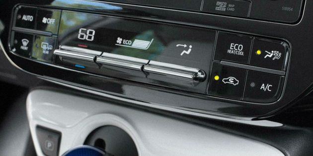 Почему плохо греет печка в машине: поломка блока управления отопителем