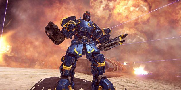 Бесплатные игры для PlayStation 4: PlanetSide 2