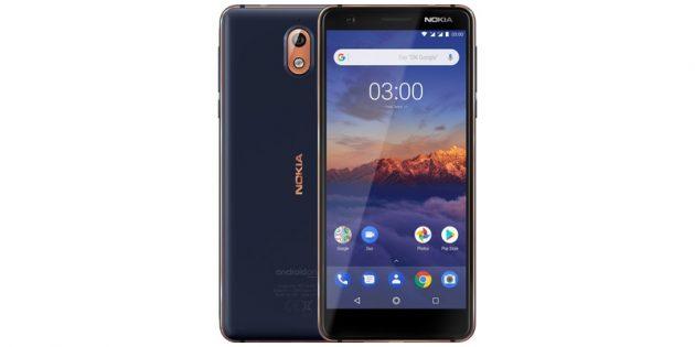 Какой смартфон купить в 2019году: Nokia 3.1