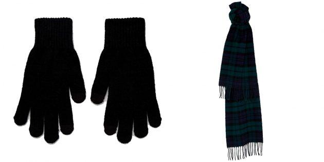 Что подарить парню на Новый год: перчатки