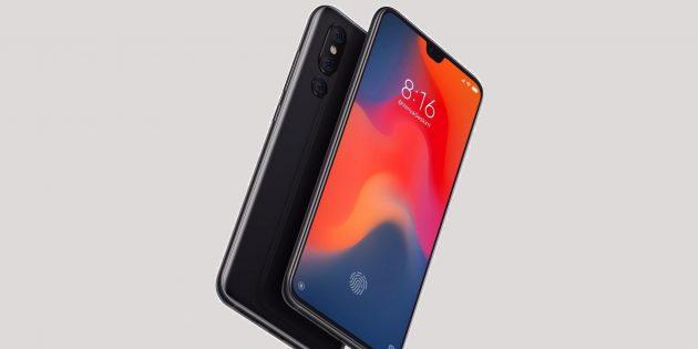 Смартфоны 2019года: Xiaomi Mi 9