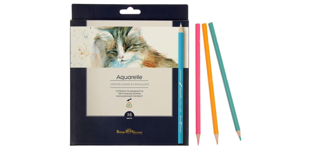 Как выбрать цветные карандаши художнику
