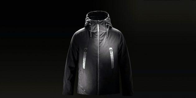 Вещи Xiaomi 2018года: Куртка с подогревом
