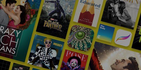 Apple назвала лучшие приложения, игры, музыку, фильмы и подкасты за 2018 год
