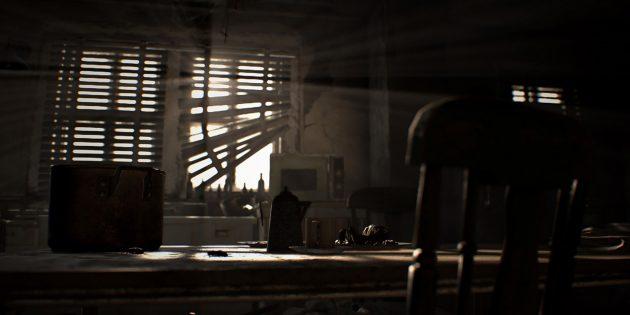 Захватывающие игры для PlayStation 4: Resident Evil 7