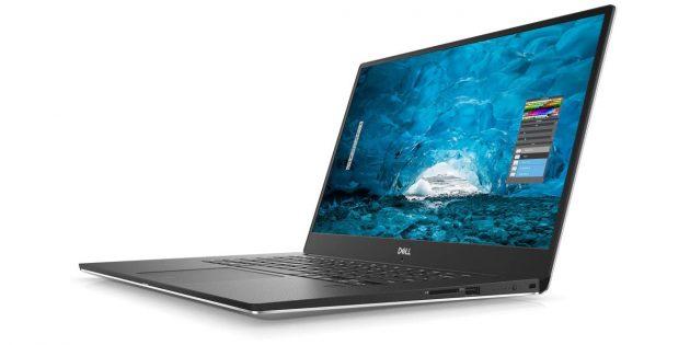 Новые ноутбуки: Dell XPS 15