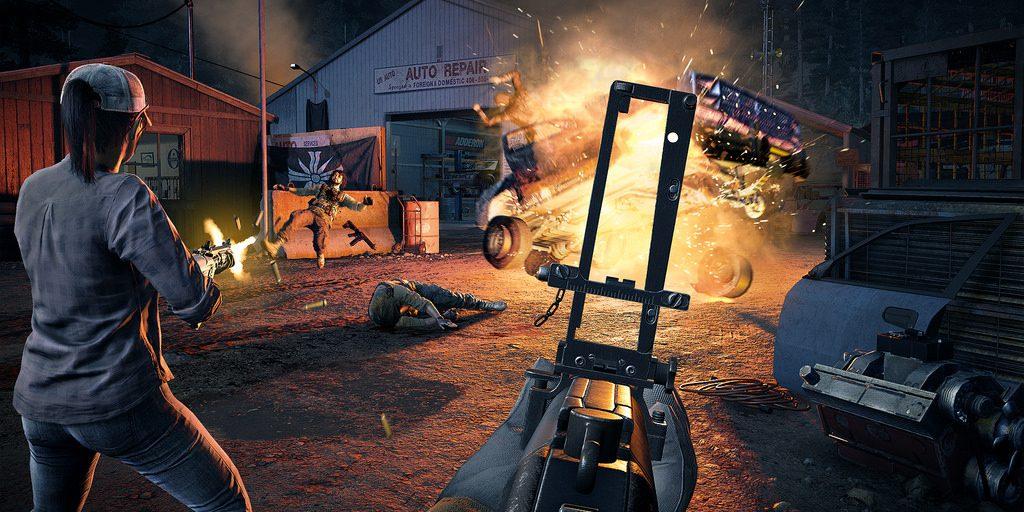 Самые популярные запросы 2018: Far Cry 5