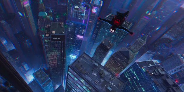 «Человек-паук: через вселенные»: Невероятно красиво