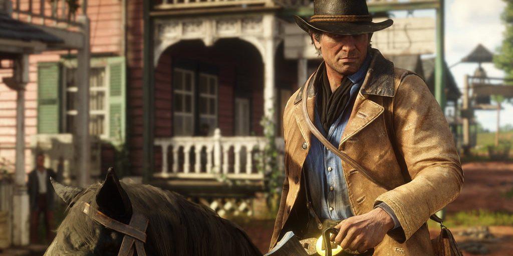 Самые популярные запросы 2018: Read Dead Redemption 2