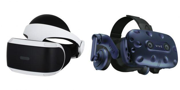 Что подарить парню на Новый год: VR-гарнитура
