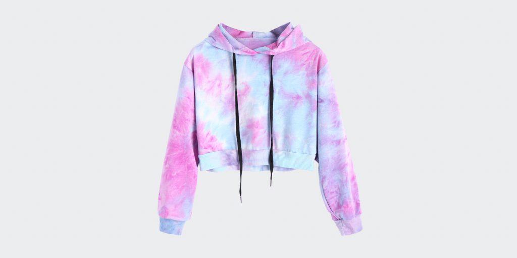 модные тенденции 2019 года: Tie-dye