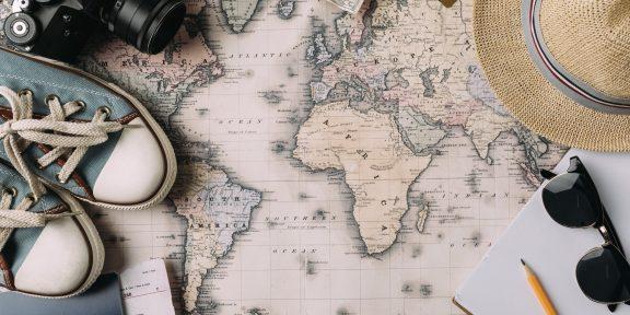 5 новых крутых сервисов для планирования путешествий