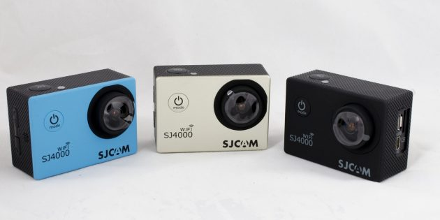 Что подарить другу на Новый год: экшен-камера