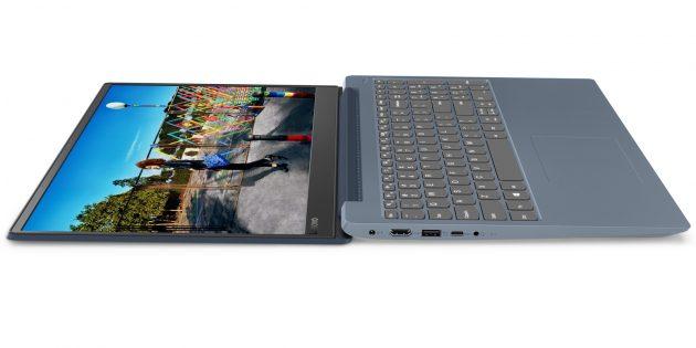 Новые ноутбуки: Lenovo Ideapad 330s 15
