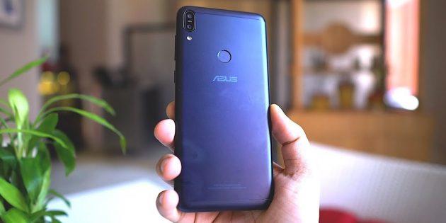 Альтернативы «Яндекс.Телефону»: Asus ZenFone Max Pro M1