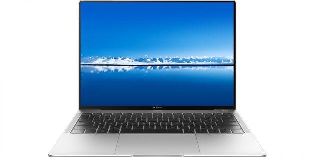 Новые ноутбуки: Huawei MateBook X Pro