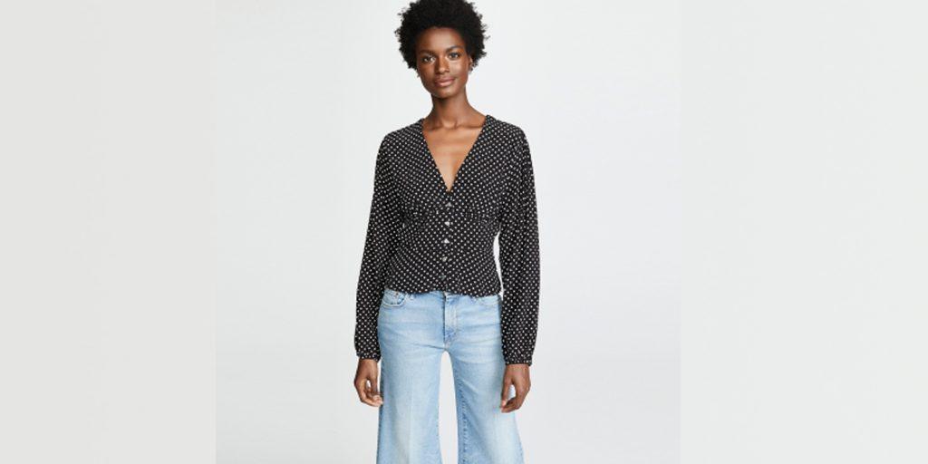 модные тенденции 2019 года: Горох