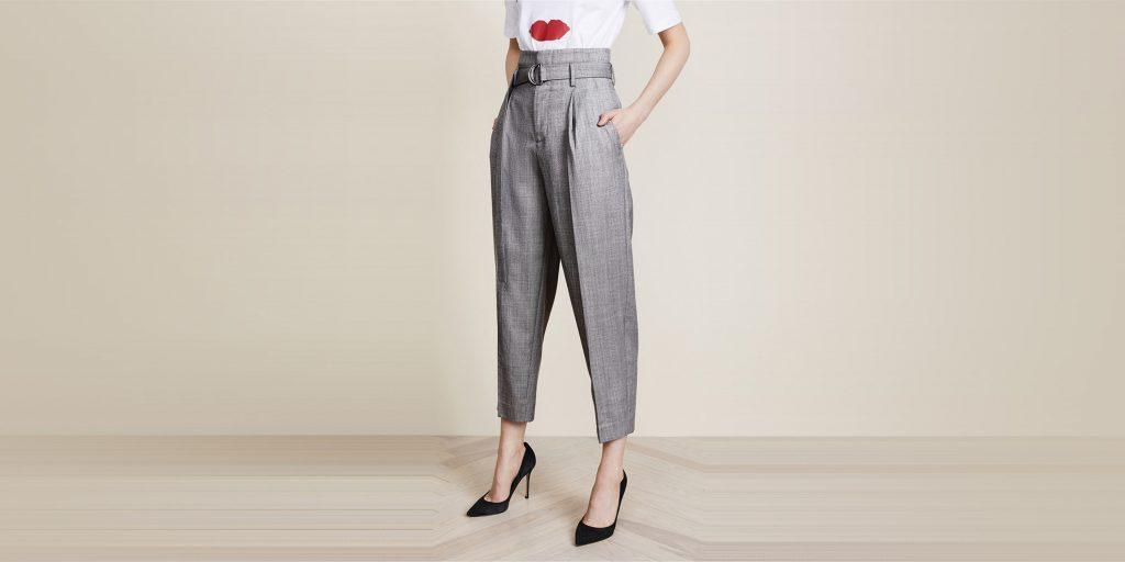 модные тенденции 2019 года: Агендерный костюм