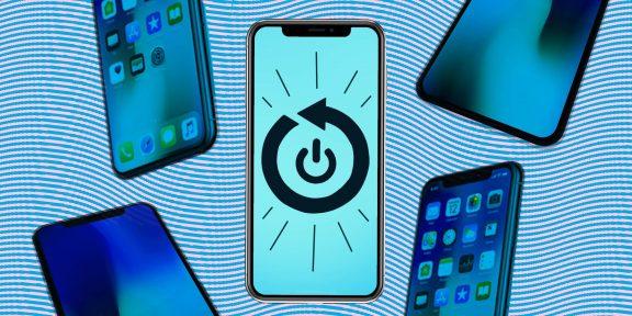 Как перезагрузить iPhone, перевести его в режим восстановления или DFU