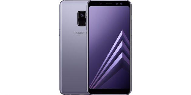Какой смартфон купить в 2019году: Samsung Galaxy A8