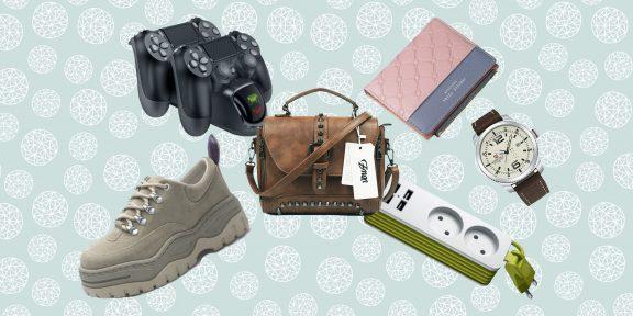Находки AliExpress: коврик-будильник, увлажнитель воздуха и ботинки на платформе