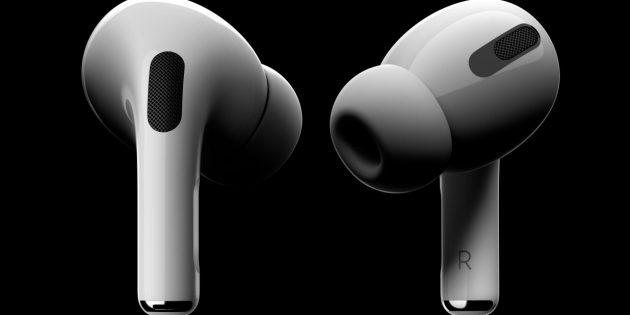 Что подарить на Новый год: Apple AirPods Pro