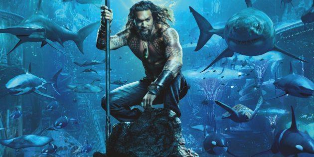 Выход фильма «Аквамен» обещает стать ярким событием