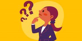 Подкаст Лайфхакера: 9 вопросов, которые мы боимся себе задать