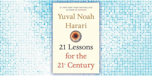 Любимые книги Гейтса в 2018 году: «21урок для 21века», Юваль Ной Харари