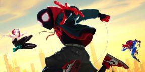 Почему вам нужно посмотреть мультфильм «Человек-паук: через вселенные»