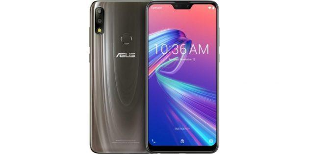 Какой смартфон купить в 2019году: ASUS Zenfone Max Pro (M2)