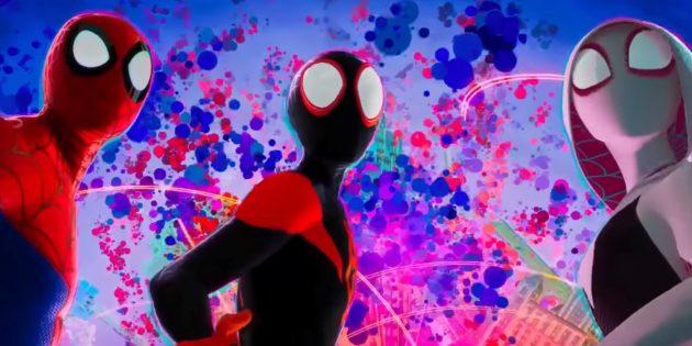 «Человек-паук: через вселенные»: Действительно лучший кинокомикс года