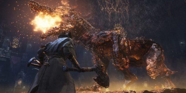 Захватывающие игры для PlayStation 4: Bloodborne