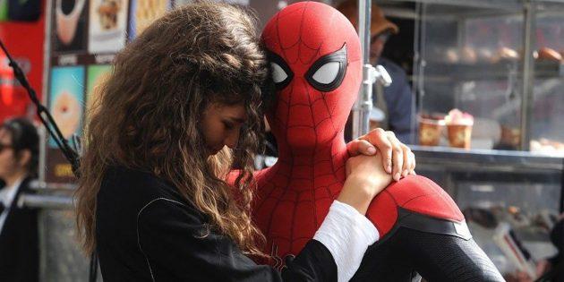 Самые ожидаемые фильмы 2019года: Человек-паук: вдали от дома