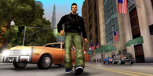 Что говорили о Grand Theft Auto III в своё время
