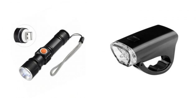 Что подарить коллегам на Новый год: фонарик