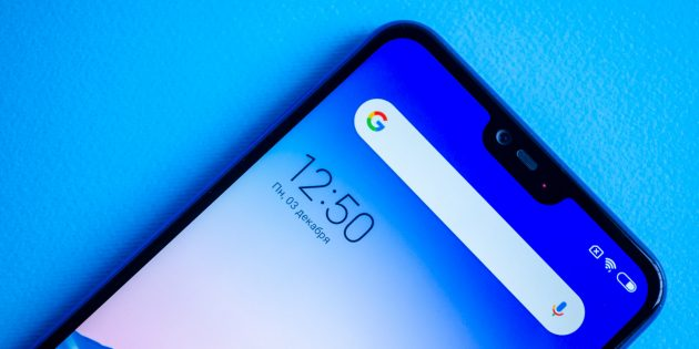 Обзор Xiaomi Mi 8 Lite: Монобровь