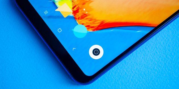 Обзор Xiaomi Mi 8 Lite: Экран