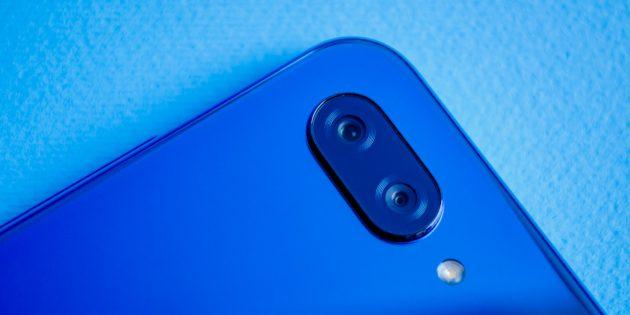Обзор Xiaomi Mi 8 Lite: Камера