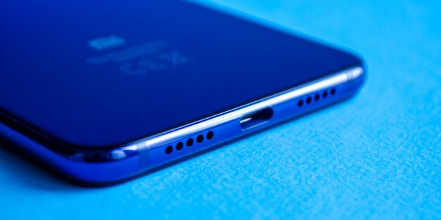 Обзор Xiaomi Mi 8 Lite: Нижняя грань