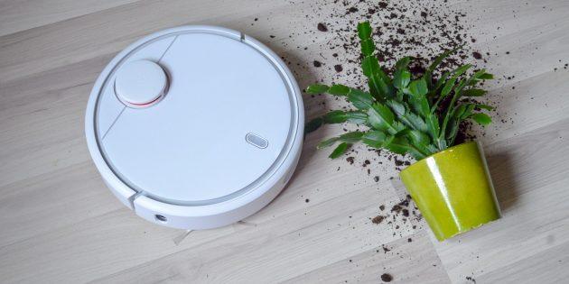 Обзор Xiaomi Mi Robot Vacuum —умного пылесоса, который убирает лучше человека