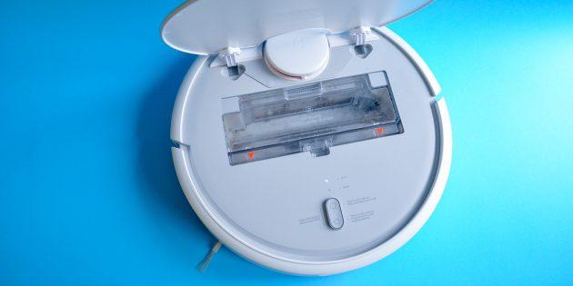Xiaomi Mi Robot Vacuum: Внутреннее устройство