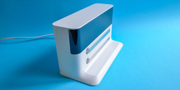 Xiaomi Mi Robot Vacuum: Зарядное устройство