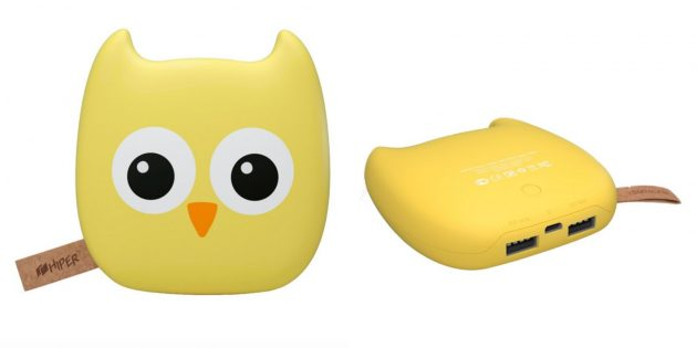 Внешний аккумулятор HIPER Zoo 7500 Owl