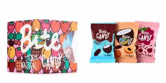 Набор конфет Bite