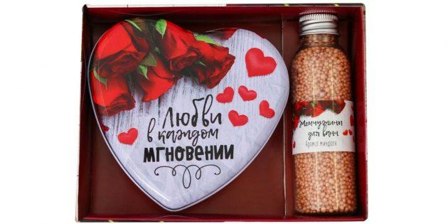 Подарочный набор «Для любимой и родной»