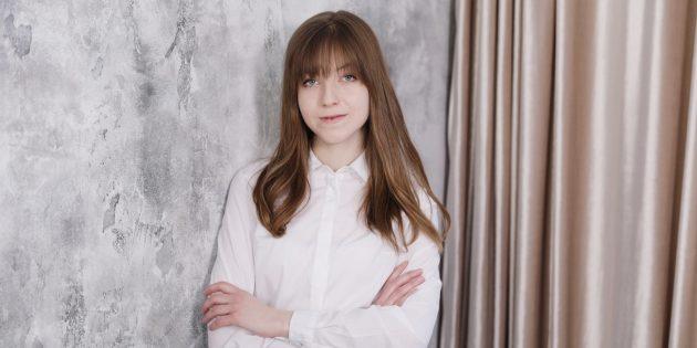 Люди Лайфхакера: Анастасия Долбичкина, автор